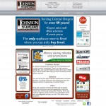Johnson Brothers Appliances Homepage