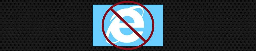 Homeland Security says stop using Internet Explorer