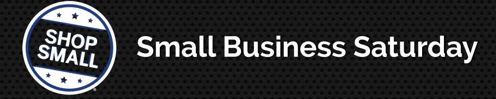 Small Business Saturday 2014 – Local Web Design