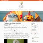 Bend International School home page