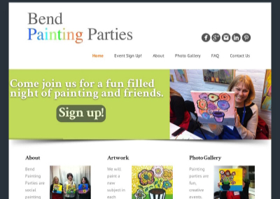 Bend Painting Parties