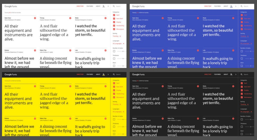 google-fonts-material-design-background-colors
